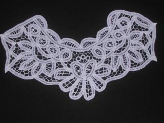 lace parasols battenburg lace collars